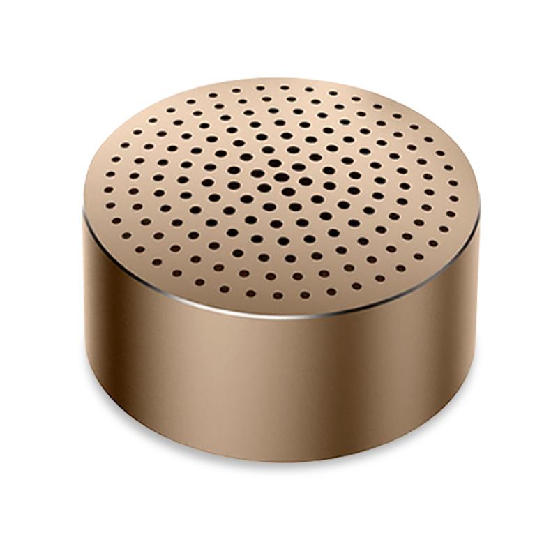 Mi Bluetooth Speaker Mini (золотой)
