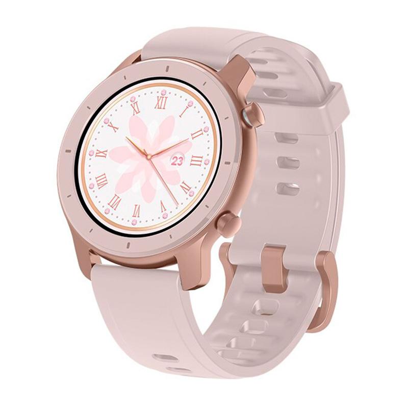 Умные часы Amazfit GTR 42mm (розовое золото)