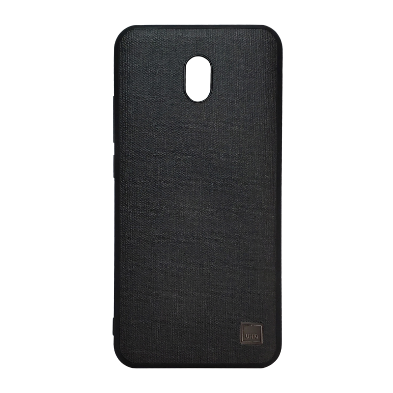 Uniq Glacier Luxe Kanvas для Xiaomi Redmi 8A (черный) от Xiaomi