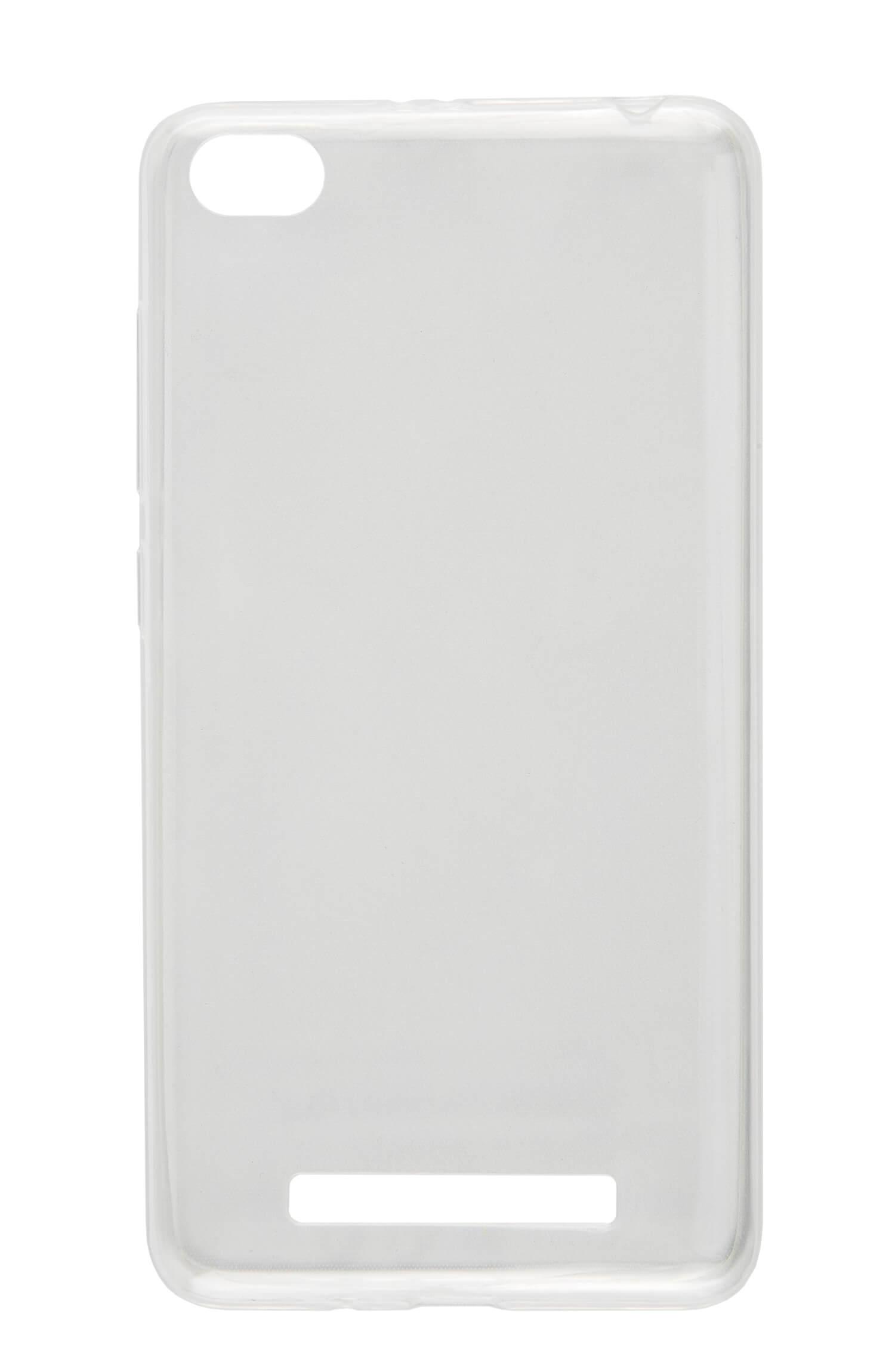 Накладка силикон iBox Crystal для Xiaomi Redmi 4A чехол для samsung galaxy s5 sahar cases цвет мультиколор