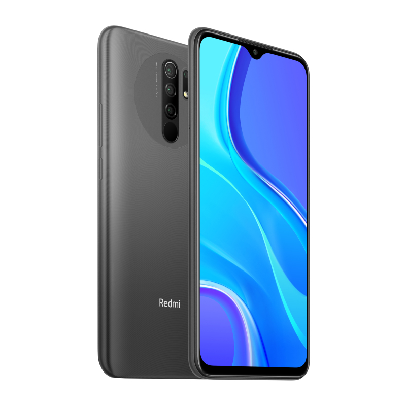Redmi 9 4/64GB (серый) фото