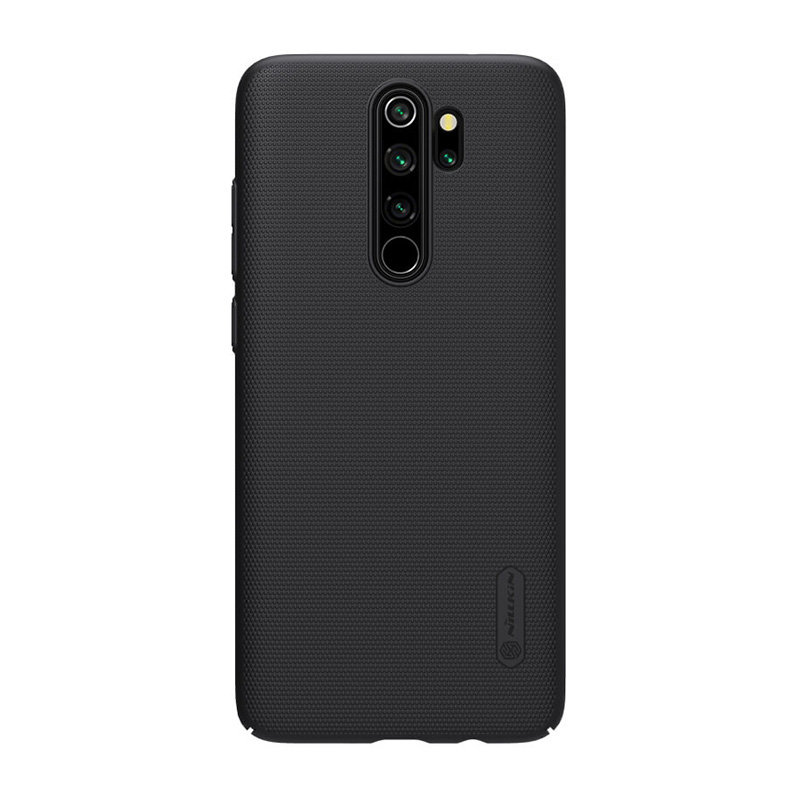 Nillkin Super Frosted Shield для Xiaomi Redmi Note 8 Pro (черный) чехол для смартфона huawei mate nillkin super frosted shield черный