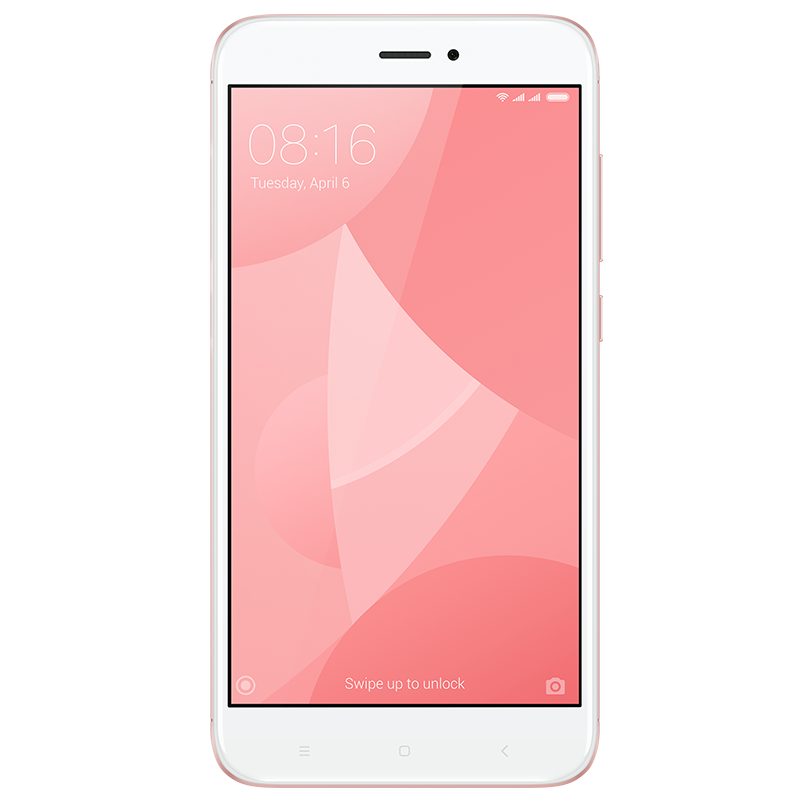 Redmi 4X 16GB Pink смартфон xiaomi redmi 4a 16gb gray