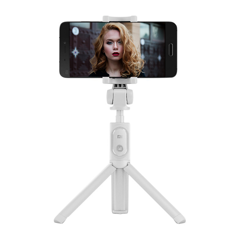 Mi Selfie Stick Tripod (серый) cелфи палка xiaomi mi selfie stick черный [fba4074cn]