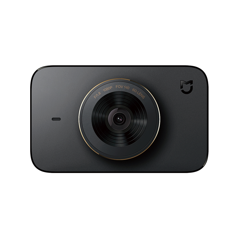 Mi Dash Cam 1S (черный)