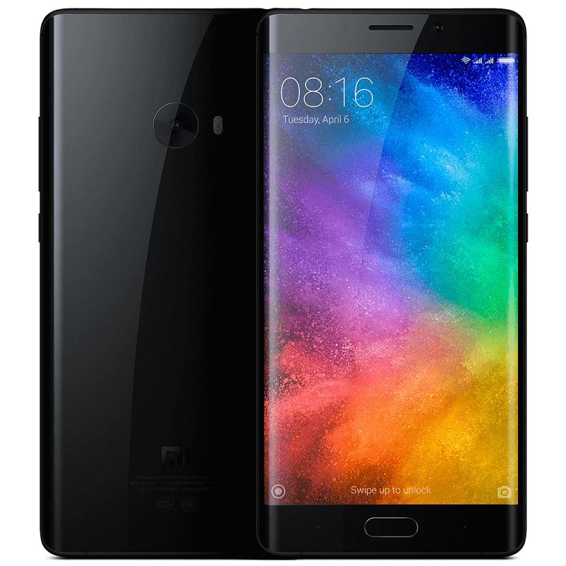 Mi Note 2 Black смартфон xiaomi mi note 2 64gb black