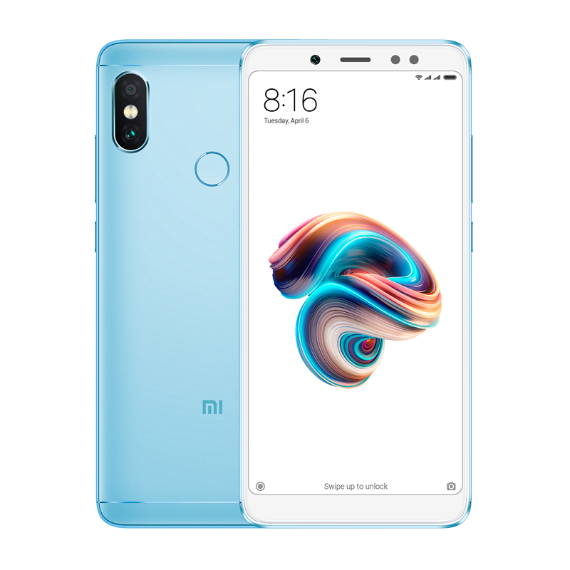 Redmi Note 5 4/64 Blue redmi note 5 4 64 black