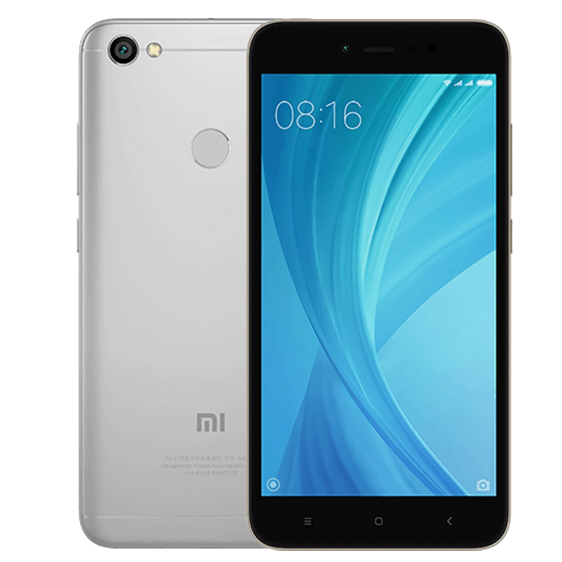 Redmi Note 5A Prime 4/64 Gray смартфон xiaomi redmi note 5a prime 32gb grey