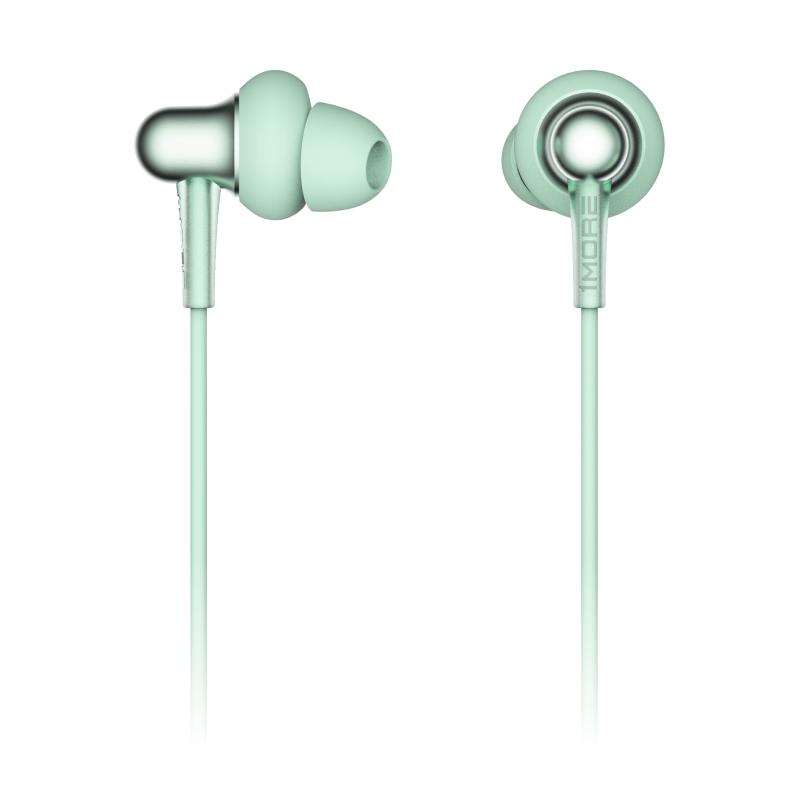 Stylish In-Ear Headphones (зеленый) наушники xiaomi 1more stylish bt in ear headphones e1024bt black