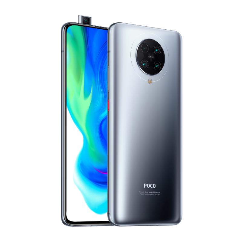 POCO F2 Pro 8/256GB (серый) фото