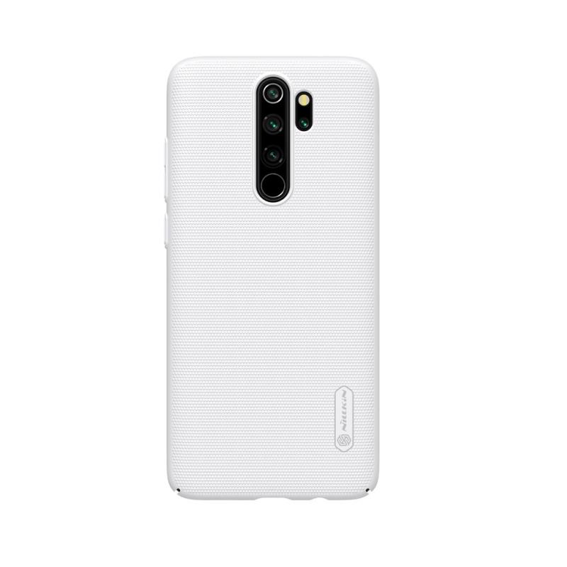 цена на Nillkin Super Frosted Shield для Xiaomi Redmi Note 8 Pro (белый)