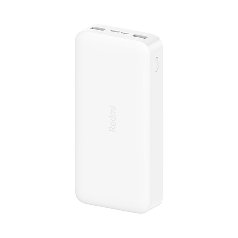 Redmi Power Bank Fast Charge 20000 (белый) от Xiaomi