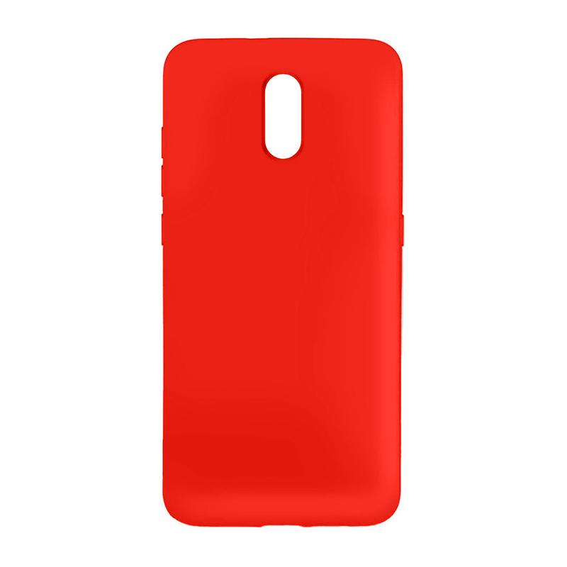 BoraSCO Soft Touch для Xiaomi Redmi 8A (красный)