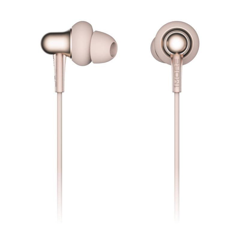 Stylish In-Ear Headphones (золотой) наушники xiaomi 1more stylish bt in ear headphones e1024bt black