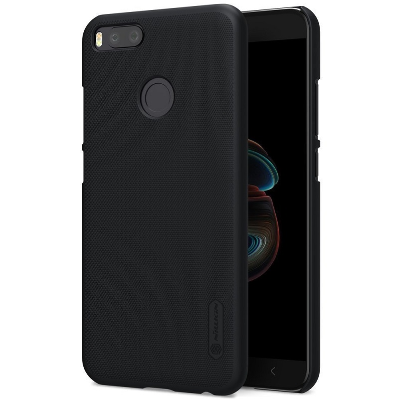Фото - Чехол Nillkin Super Frosted Shield для Xiaomi Mi A1 Black чехол