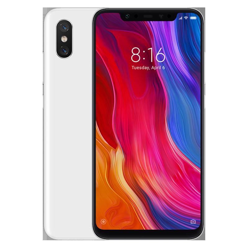 цена Mi 8 6/128GB (белый) онлайн в 2017 году
