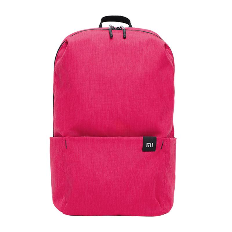 Рюкзак Mi Casual Daypack (розовый) smjm средняя школьная сумка высокого качества жаккардовый легкий плечевой рюкзак для девочек pink daypack