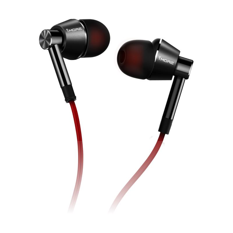 Наушники 1MORE Piston Classic In-Ear (черный)