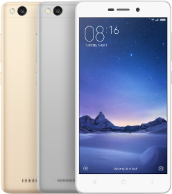 где купить Redmi 3s 16GB Gold дешево