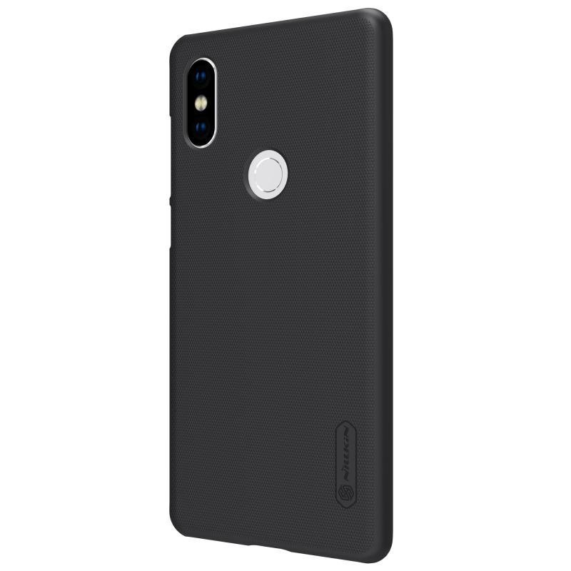 Защитный чехол Nillkin Super Frosted Shield для Xiaomi Mi Mix 2S Black защитный чехол nillkin super frosted shield для xiaomi mi a2 white