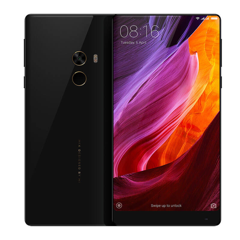 Mi MIX 18K edition 256GB Black sravnivaem gabarity xiaomi mi mix s drygimi smartfonami 2