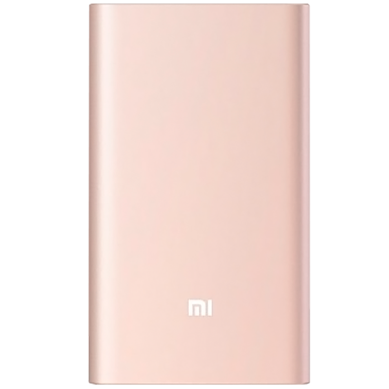 Внешний аккумулятор Mi Power Bank Pro 10000 мАч Rose Gold [bundle] original xiaomi mi pro 10000mah type c usb power bank gold