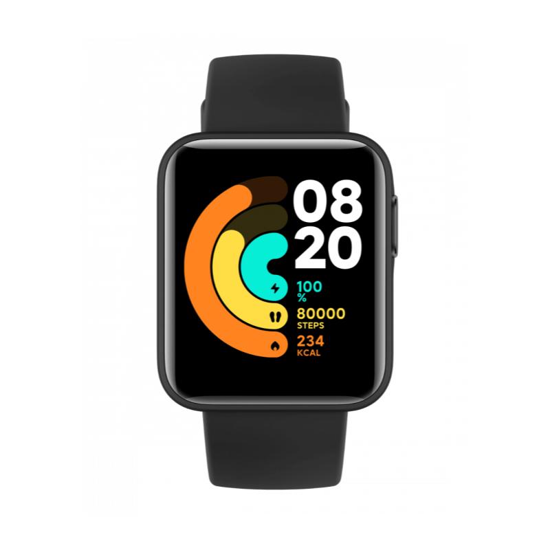 Умные часы Xiaomi Mi Watch Lite (черный) xiaomi mi watch черный