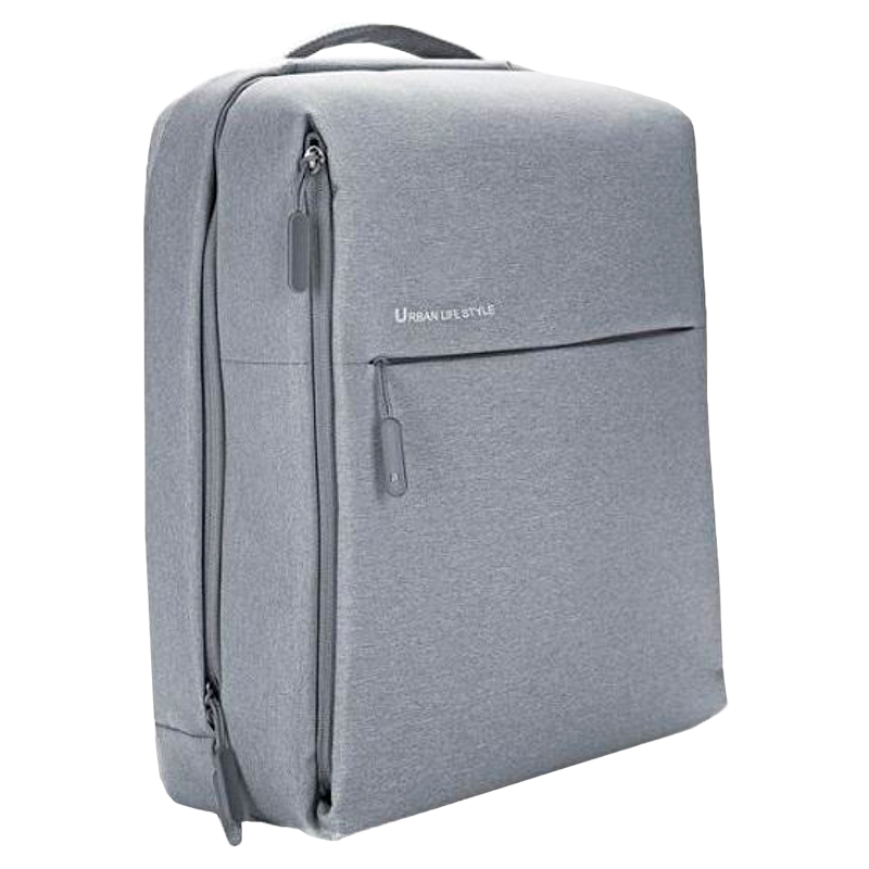 Mi City Backpack Gray платье alex lu alex lu mp002xw0jbke