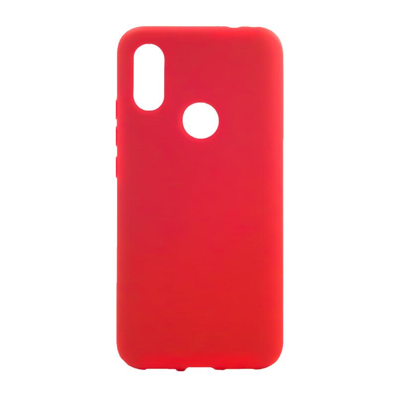 BoraSCO Hard Case для Xiaomi Redmi 7 (красный)