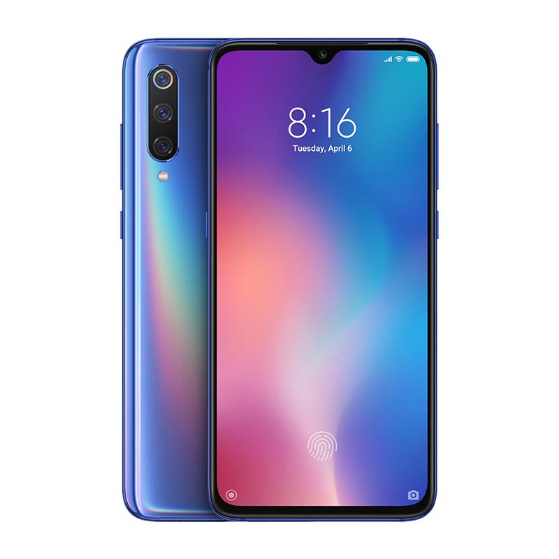 лучшая цена Mi 9 6/64GB Blue