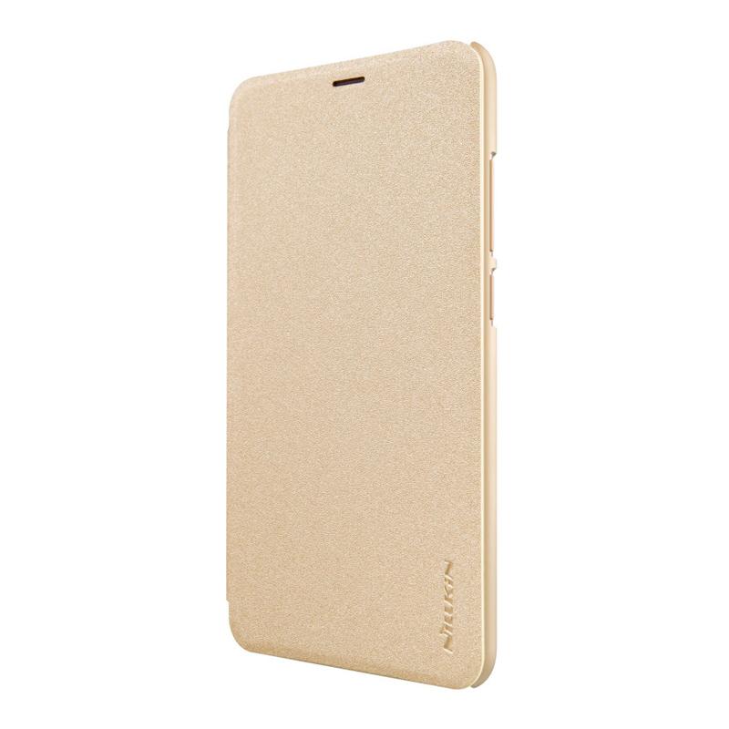 Защитный чехол Nillkin Sparkle для Xiaomi Redmi 5 (золотой)
