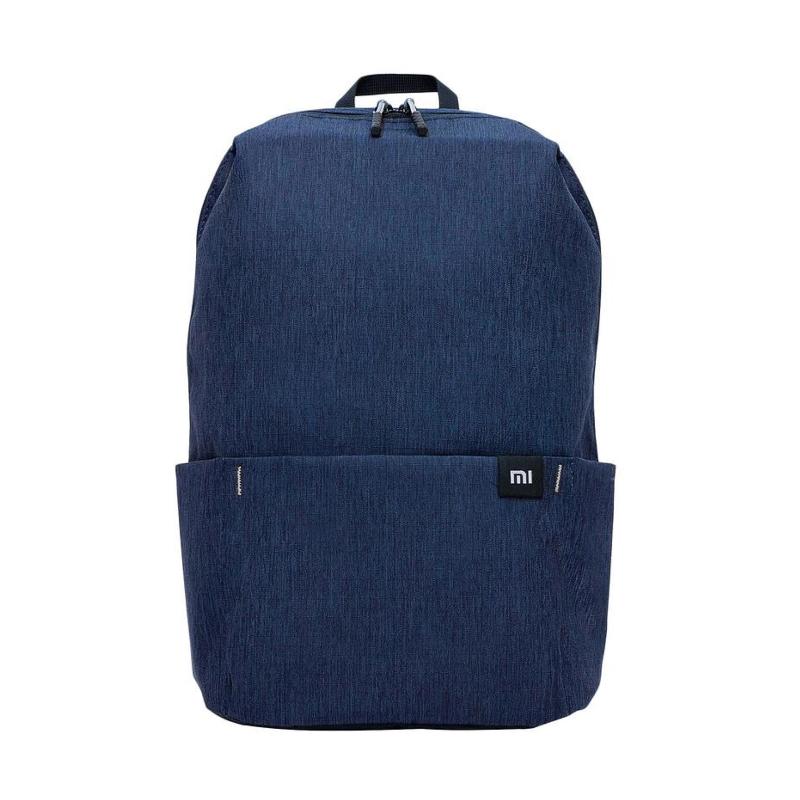 Фото - Рюкзак Xiaomi Mi Casual Daypack (темно-синий) рюкзак для ноутбука xiaomi mi casual daypack zjb4147gl 13 3 розовый
