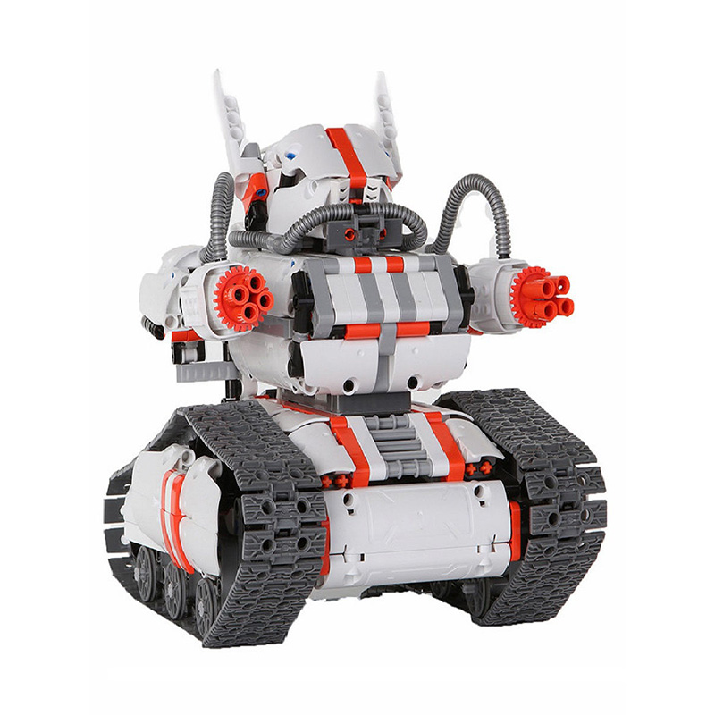 Робот-конструктор Mi Robot Builder Rover (серый) цены онлайн