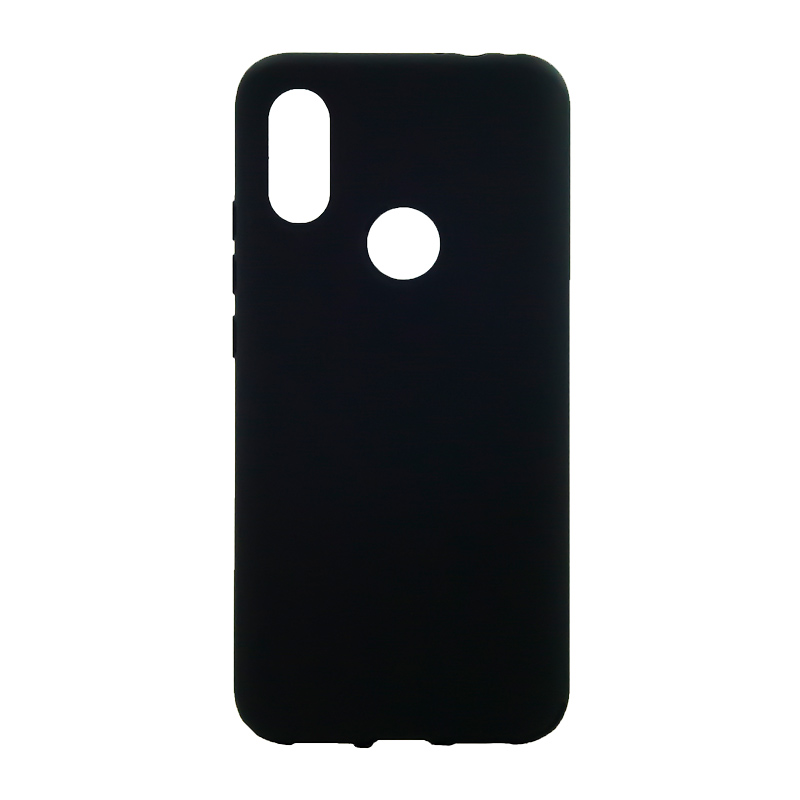 BoraSCO Hard Case для Xiaomi Redmi 7 (черный)