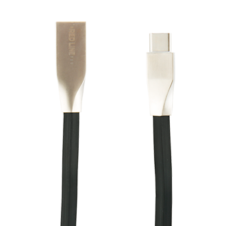 Дата-кабель Red Line SMART HIGH SPEED USB - Type-C, черный