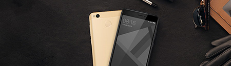 Старт продаж Redmi 4X 16GB