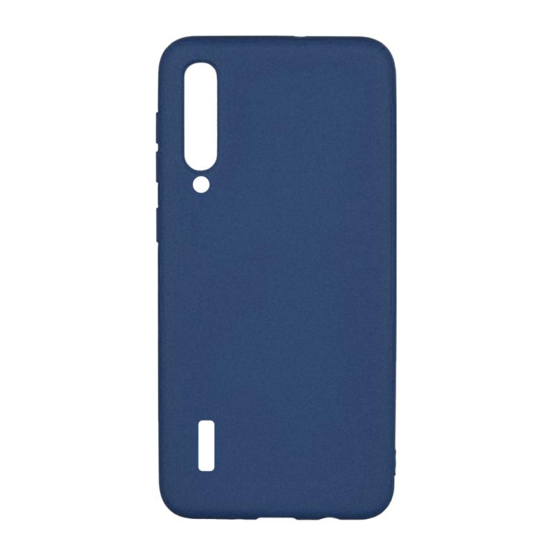 NewLevel Fluff TPU Hard для Xiaomi Mi 9 Lite (синий) фото