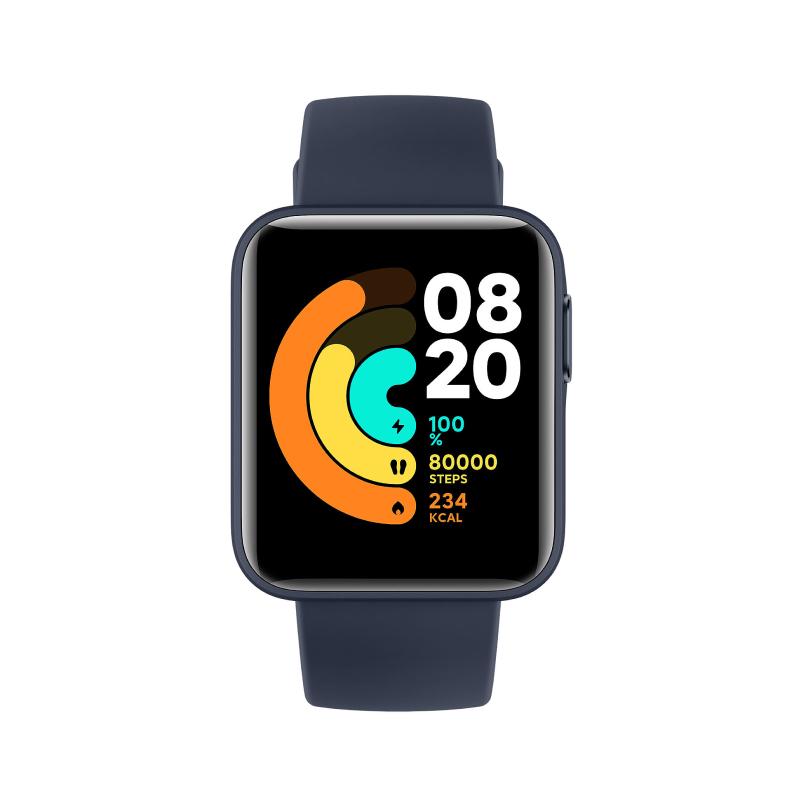 Фото - Умные часы Xiaomi Mi Watch Lite (синий) умные часы xiaomi mi watch eac черный xmwtcl02