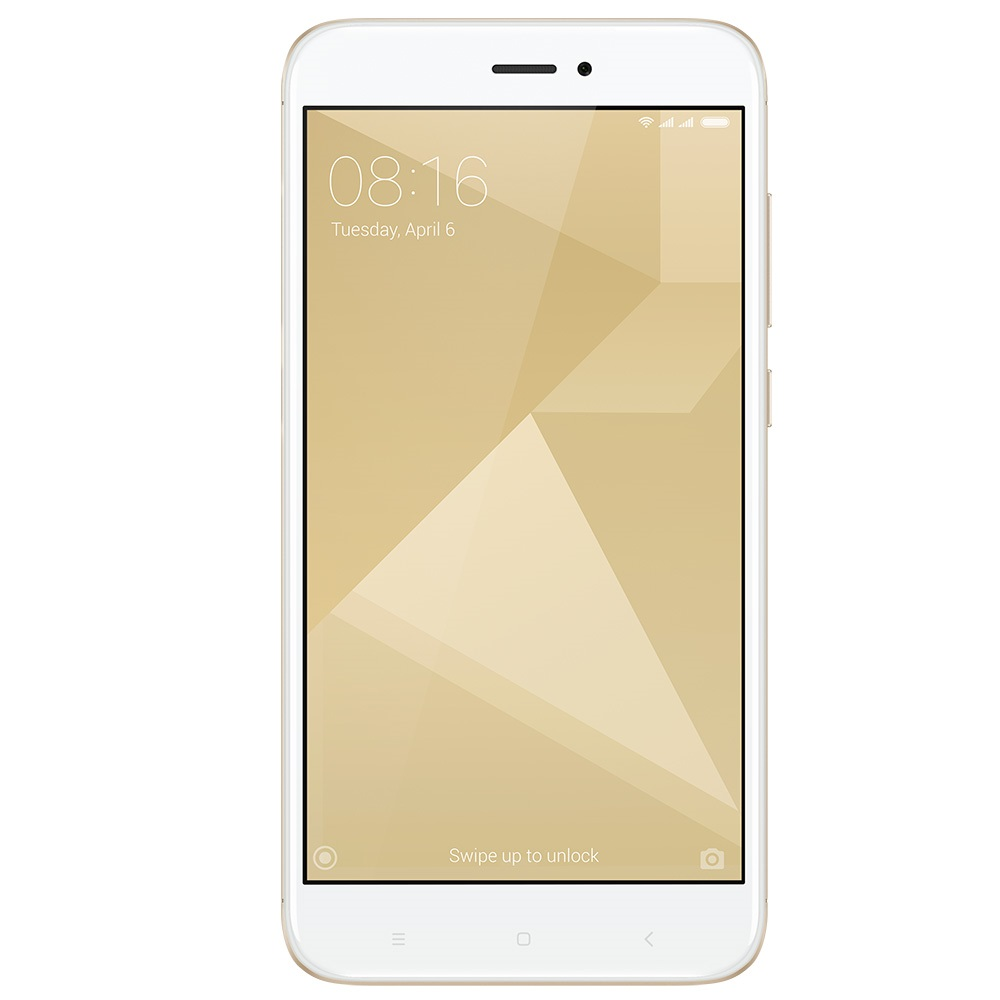 Redmi 4X 16GB Gold смартфон xiaomi redmi 4a 16gb gray