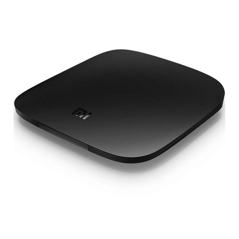 Мультимедийная ТВ приставка Xiaomi Mi TV Box Black quad core s905x iptv set top box 2g 16g android tv box