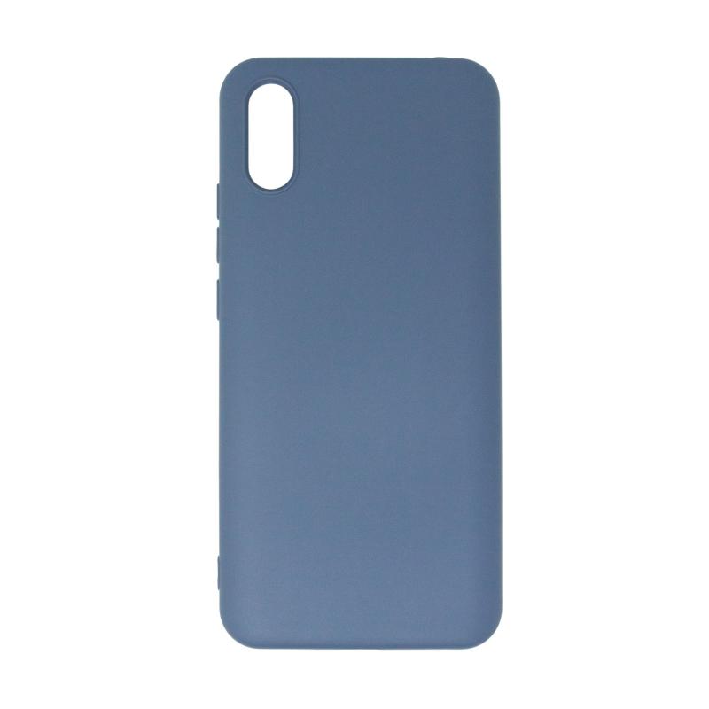 Microfiber Case для Xiaomi Redmi 9A (синий)
