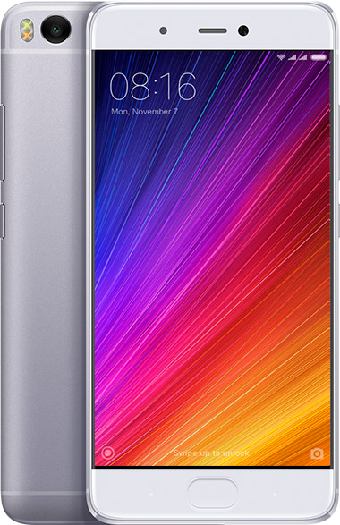 Mi 5s 32GB Gold goowiiz черный mi 5s plus