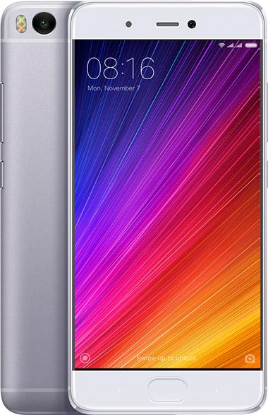 Mi 5s 32GB Silver портативная акустика xiaomi mi portable round box silver