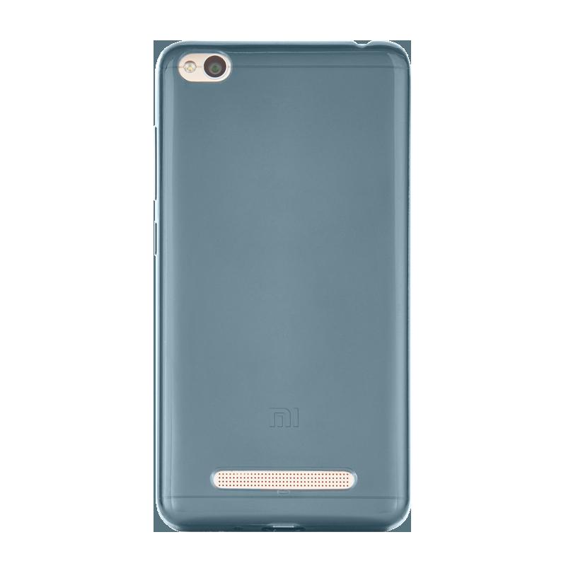 Силиконовая накладка – кейс для Xiaomi Redmi 4A синий