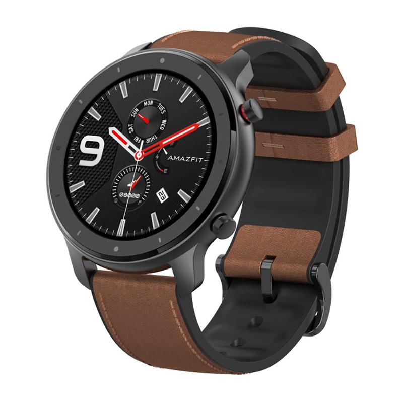 Умные часы Amazfit GTR 47mm (черный)