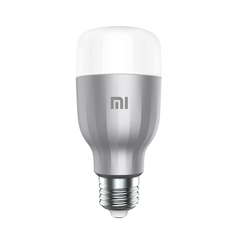Лампа Mi LED Smart Bulb лампочка xiaomi yeelight smart led bulb color white yldp06yl