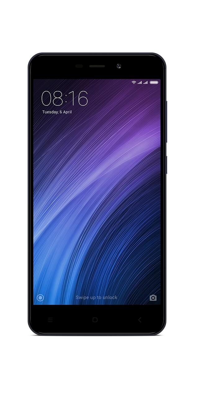 Redmi 4A 16GB Gray смартфон xiaomi redmi 4a 16gb gray