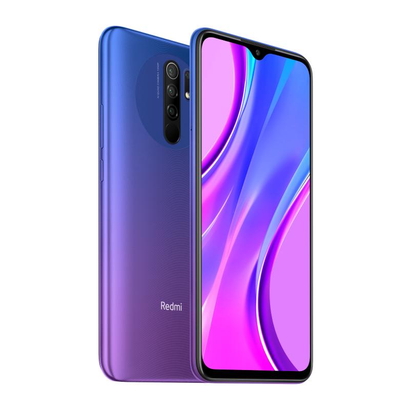 Redmi 9 3/32GB (фиолетовый)