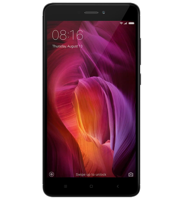 Redmi Note 4 4+64GB Black xiaomi redmi note5a 3гб 32гб китайская версия
