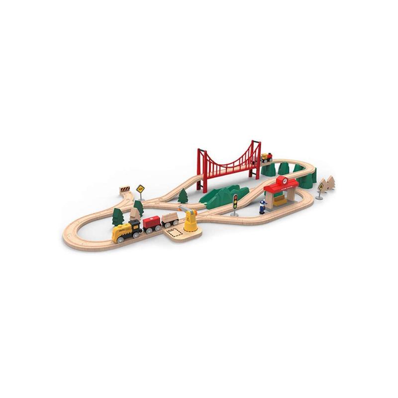 Mi Toy Train Set